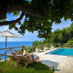 Swimming pool hotel Villa Gianlica Praiano amalfi coast