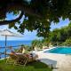 Piscina hotel Villa Gianlica praiano costiera amalfitana